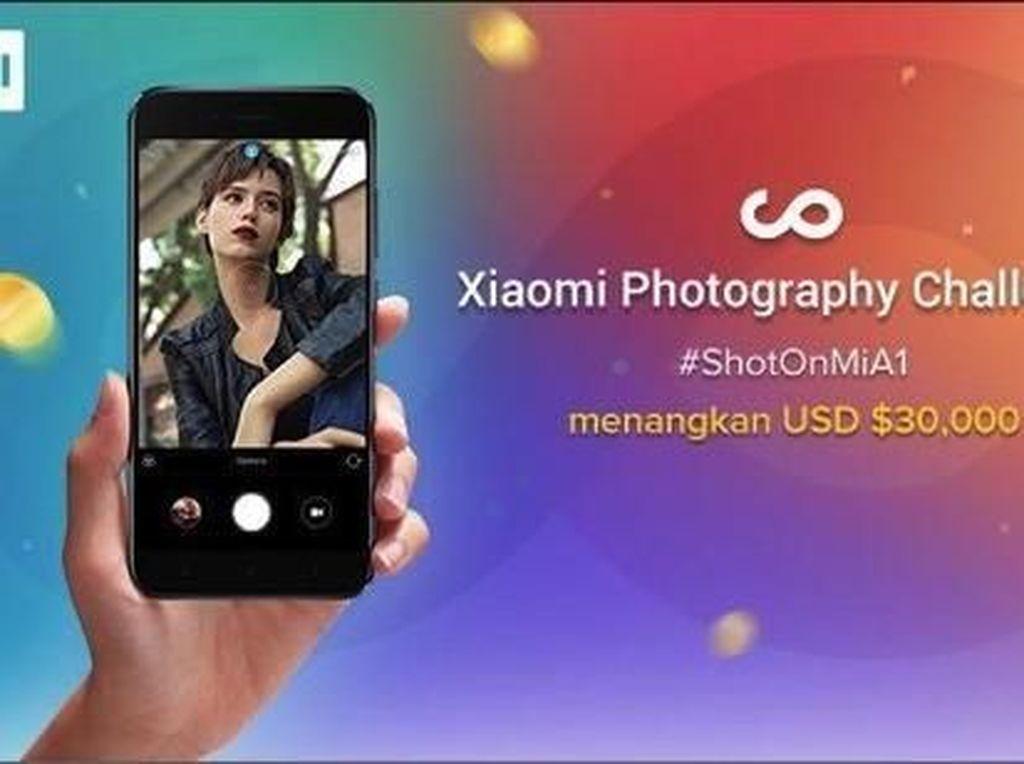 Ikuti Fotografi Xiaomi Global, Raih Uang Tunai USD 30.000