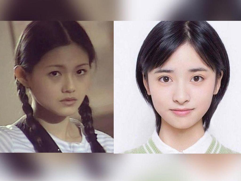 Wow! Cantiknya Pemeran Shan Cai di Meteor Garden Remake