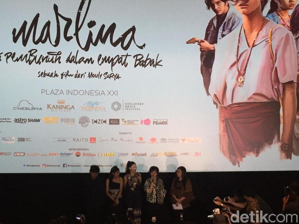 Mengulik Genre Satay Western di Marlina si Pembunuh dalam Empat Babak