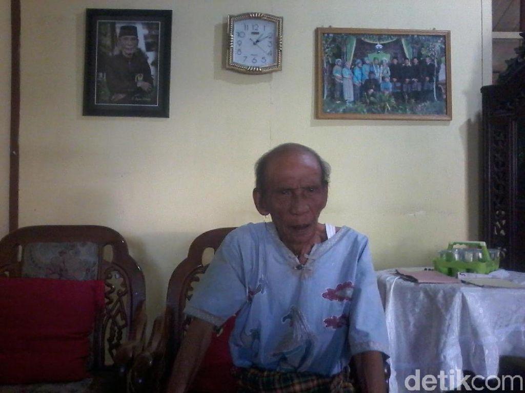 Mbah Diyono, Dulu Pejuang Kemerdekaan Kini Pawang Hujan