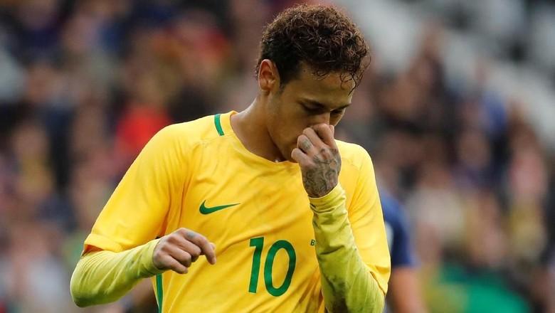 Air Mata Neymar