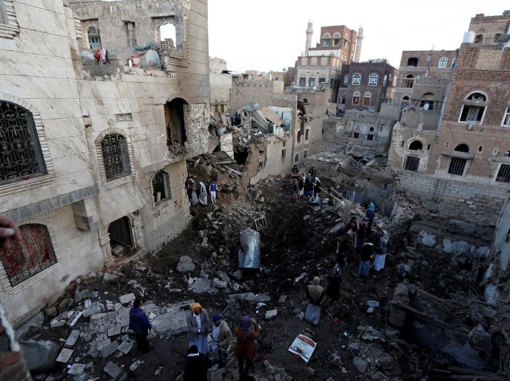 Agresi Arab Saudi Akan Bikin Yaman Jadi Negara Termiskin di Dunia