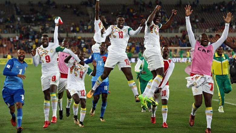 Senegal Rebut Tiket Piala Dunia 2018