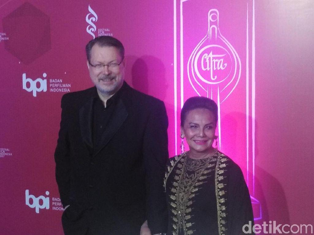 Lewat Kartini, Christine Hakim Raih Pemeran Pendukung Wanita Terbaik
