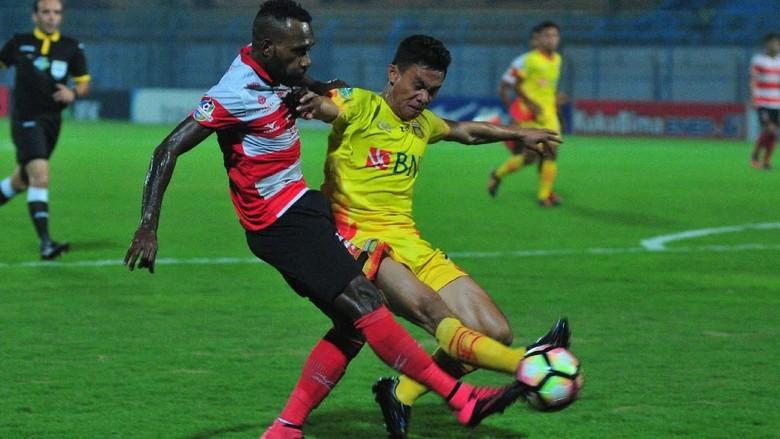 Soal Laga Lawan Bhayangkara FC, Madura United Tak Mau Perpanjang Masalah