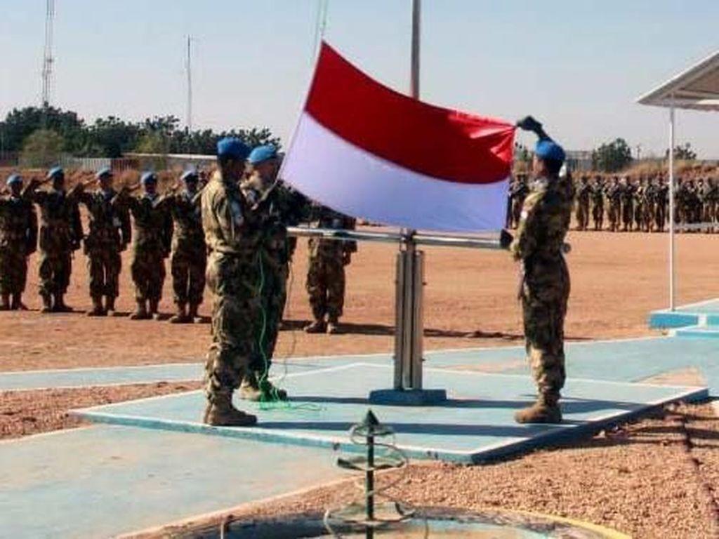 Upacara Peringatan Hari Pahlawan di Sudan
