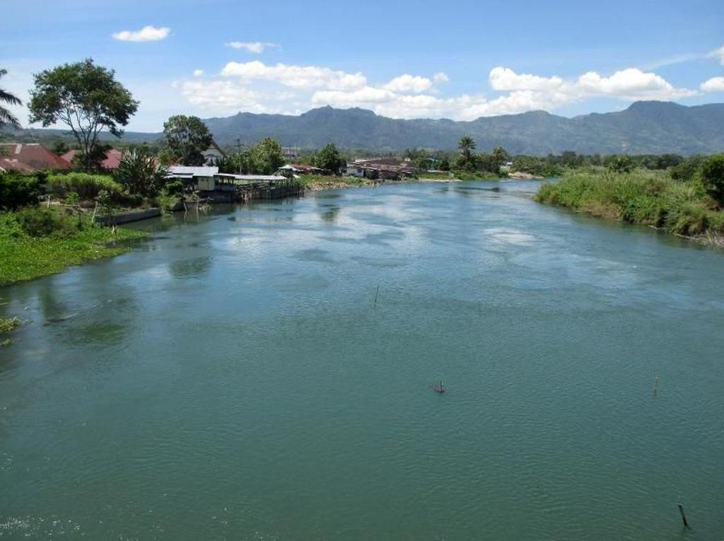 Sudah Melihat Panorama Hulu Sungai Asahan?