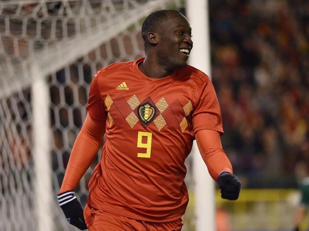 Lukaku Pemain Tersubur Timnas Belgia? Menurut FIFA Belum