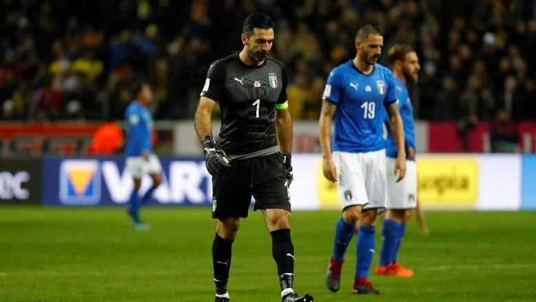 Ditekuk Swedia, Italia Yakin Tampil Lebih Oke di Leg Kedua