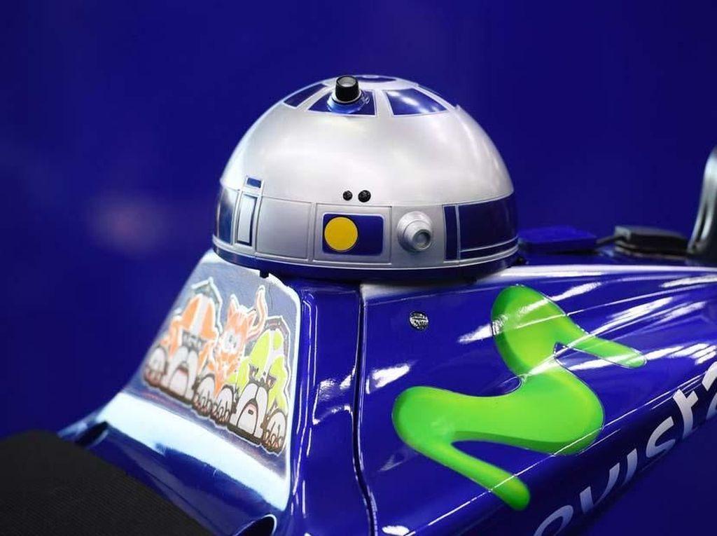 Robot Star Wars di Motor Rossi