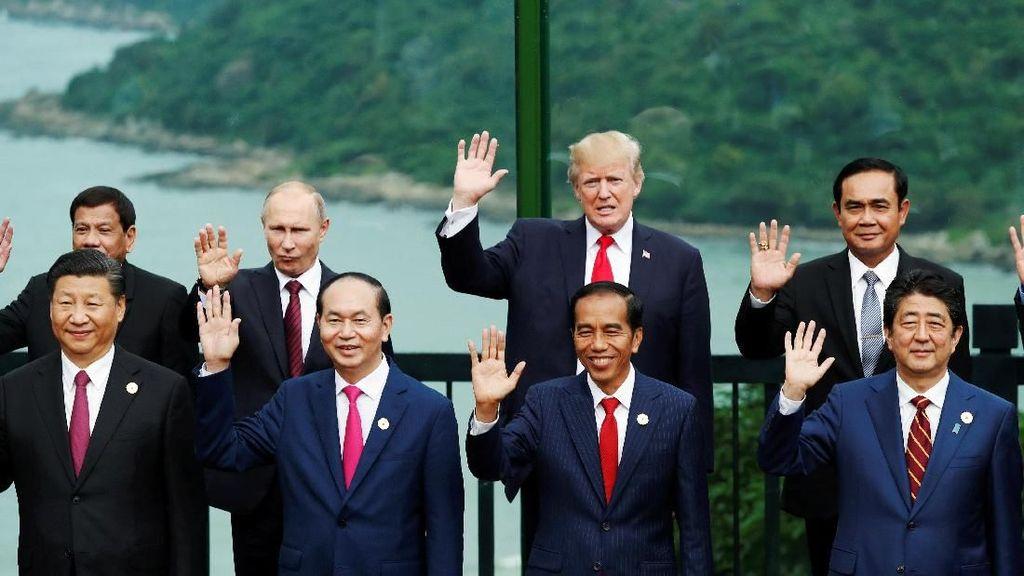 RI Bisa Jadi Pasar Alternatif AS-China yang Tengah Cekcok