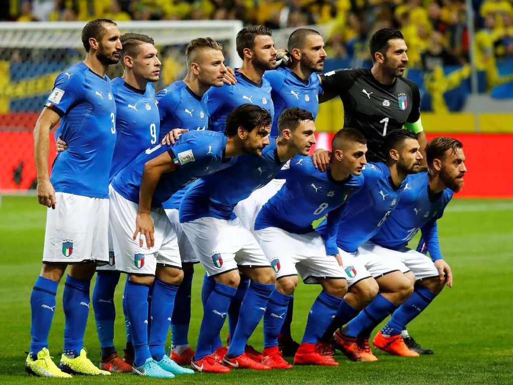 Swedia Ancam Peluang Italia