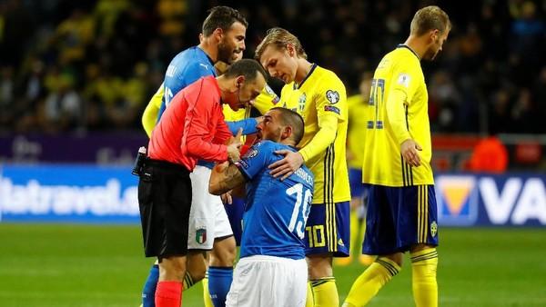Italia vs Swedia Bukan Cuma Perkara Teknik