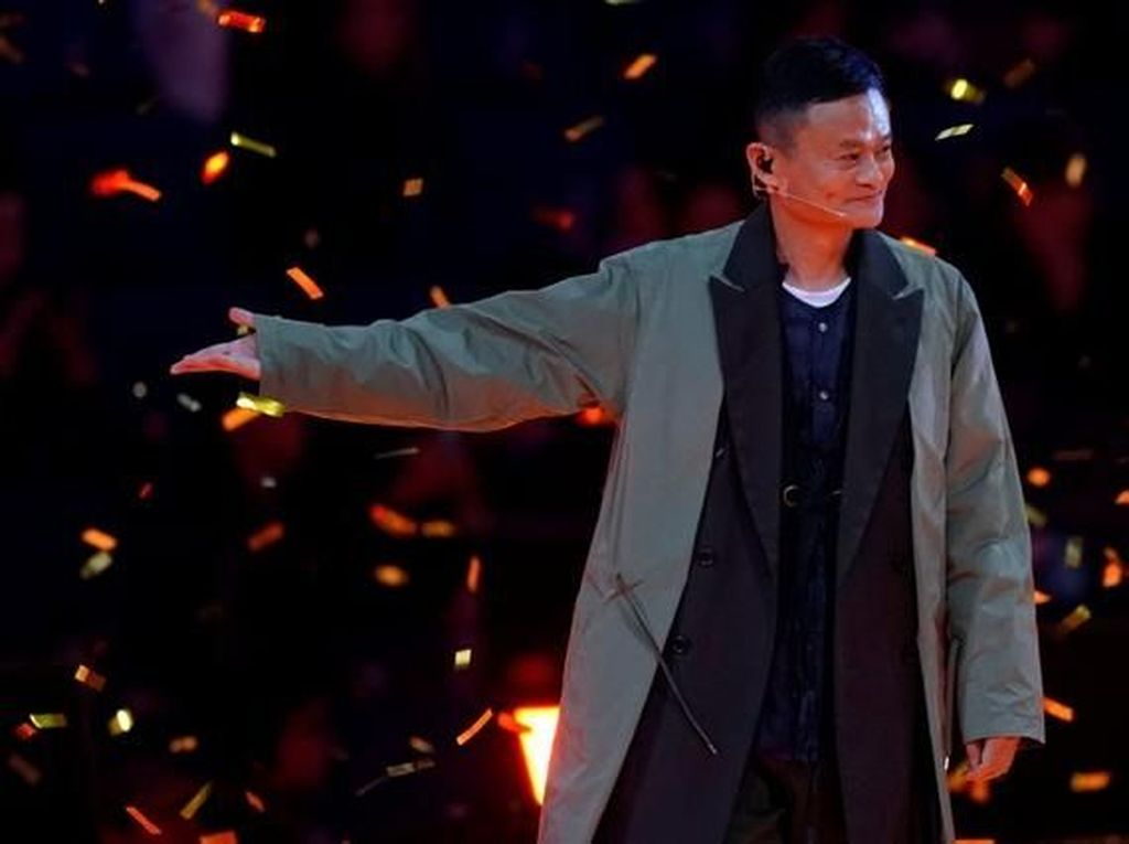 Alibaba Catat Penjualan Rp 342 Triliun di Hari Jomblo