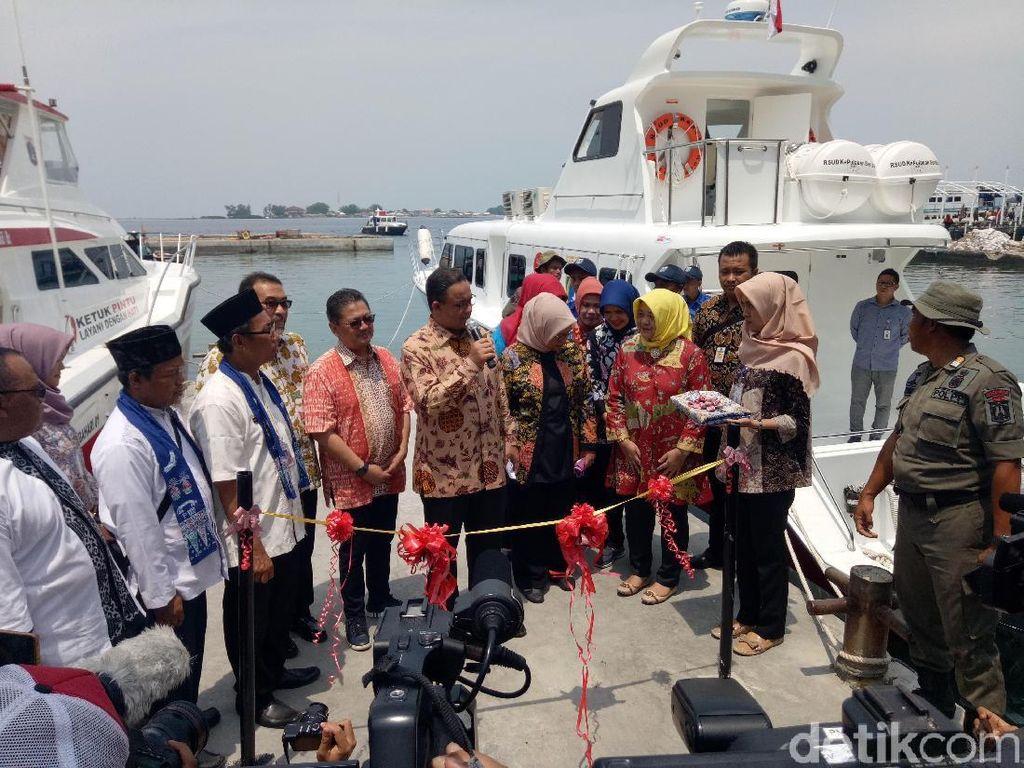 Anies ke Bupati Kepulauan Seribu: Butuh Dukungan Apa, Kita Dukung