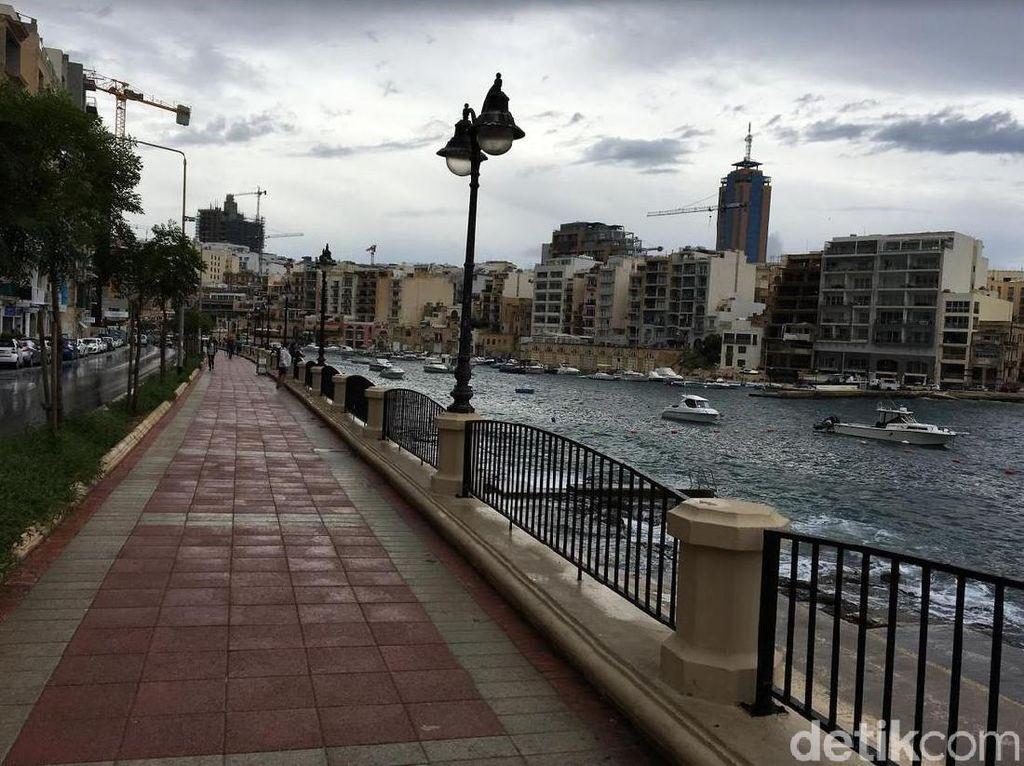 Negeri Malta yang Unik, Seperti Campuran Arab dan Eropa