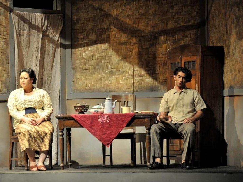 Nonton Teater Perempuan-Perempuan Chairil Kini Bisa Streaming dari Rumah