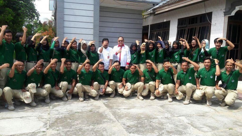 Kemenpora Gelar Kirab Pemuda Nusantara