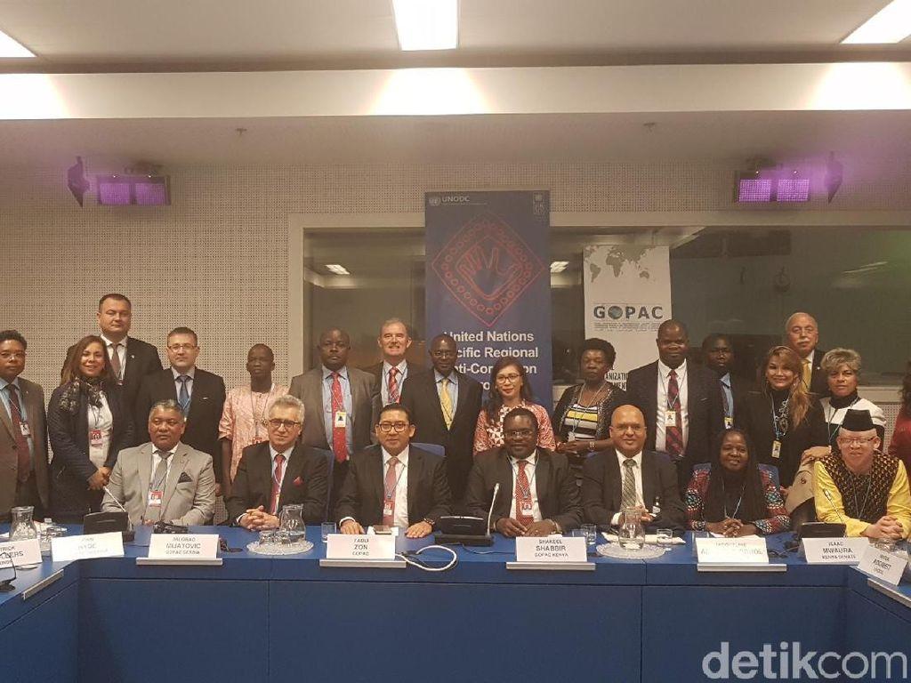 Fadli Zon Puji Diplomasi RI dalam Forum PBB di Wina
