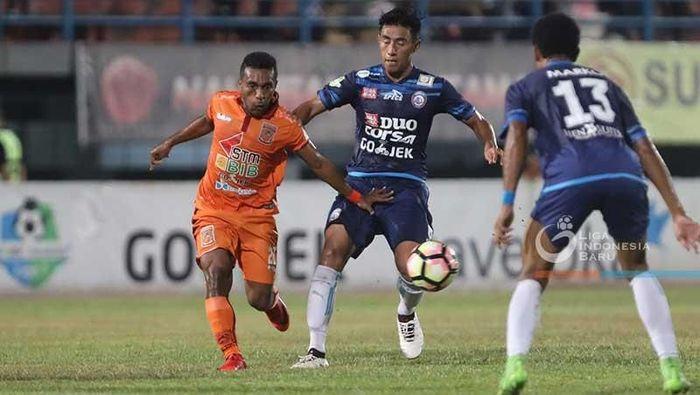 Borneo FC mengalahkan Arema FC dengan skor 3-2 (dok. PT Liga Indonesia Baru)