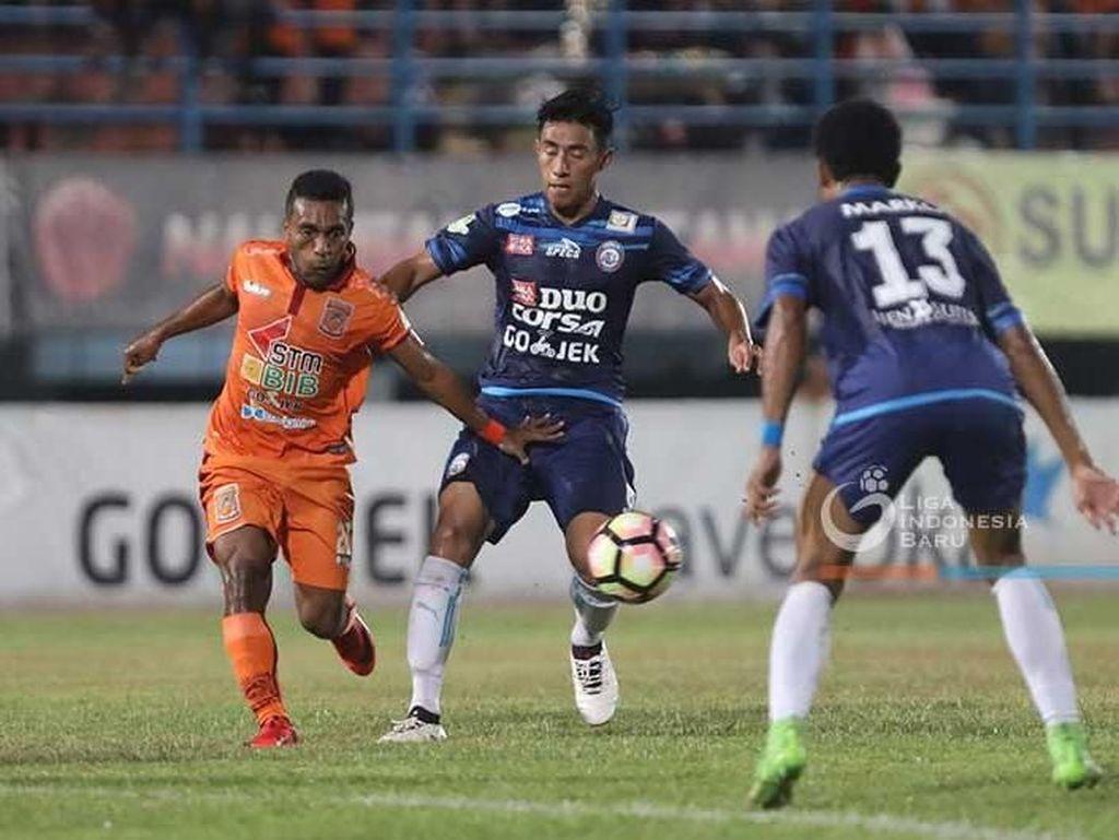 Finis di Peringkat 8 Jadi Prestasi Luar Biasa untuk Borneo FC