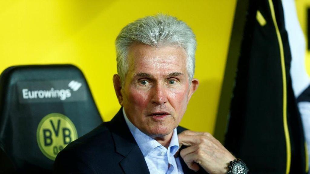 Heynckes Kesal Peluang Bayern Banyak yang Sia-sia