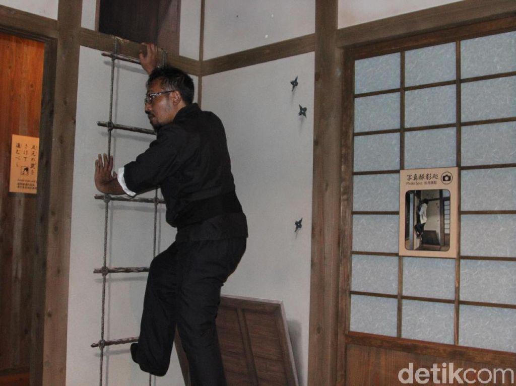 Destinasi Seru di Jepang: Kampung Ninja yang Penuh Jebakan
