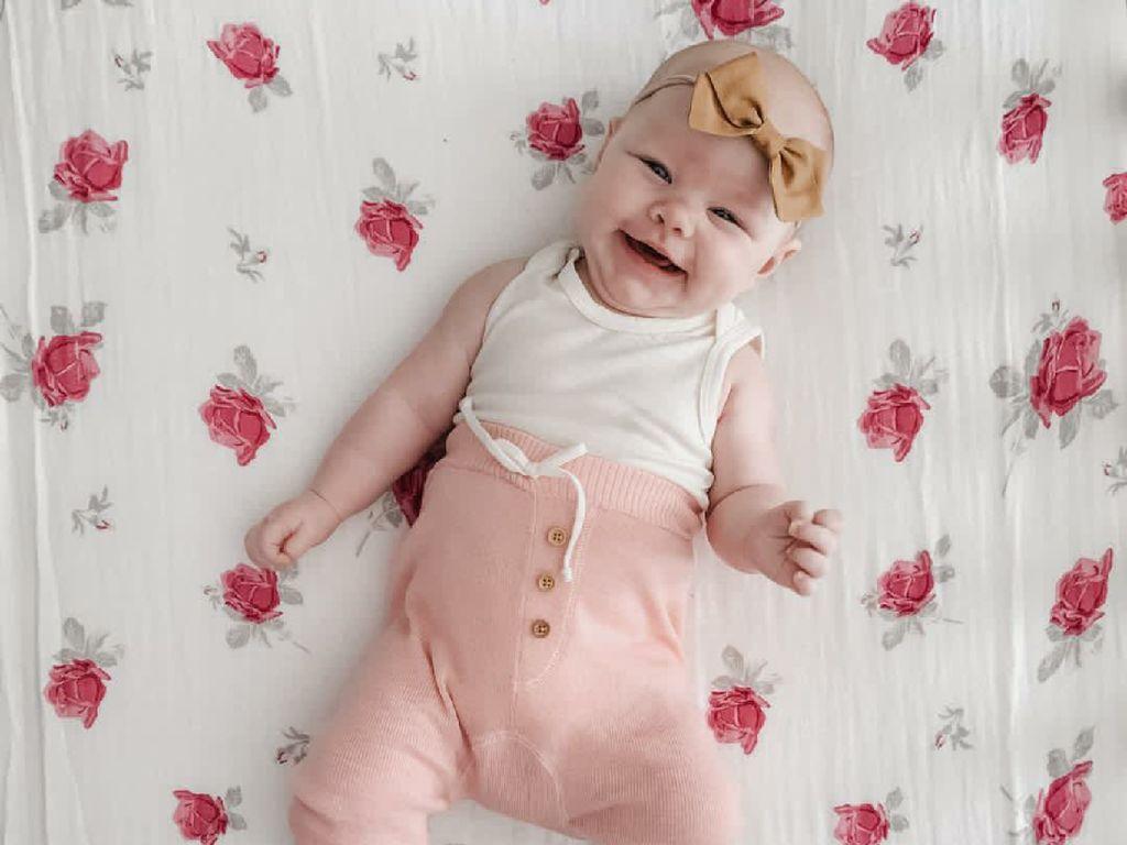 Potret Bayi Baru Lahir yang Bisa Bikin Kita Tersenyum