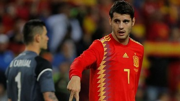 Para Pemain Top Spanyol yang Terancam Tak ke Piala Dunia 2018