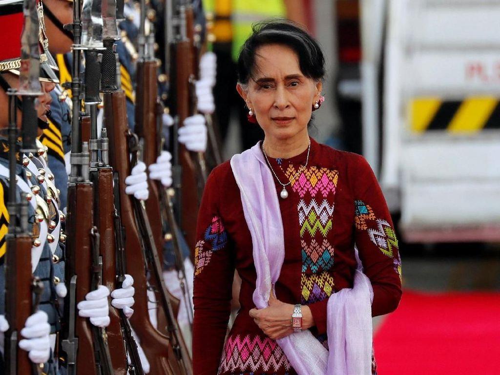 Satu Lagi Penghargaan Ditarik dari Suu Kyi karena Rohingya