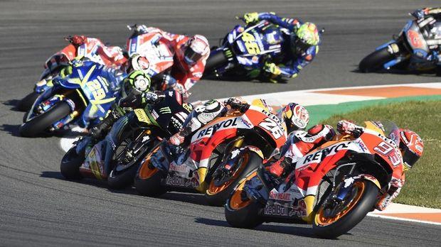Pebalap wildcard akan dibatas di MotoGP 2018.