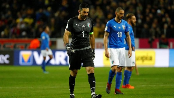 Buffon: Bersatulah Italia, Lupakan Rivalitas Klub