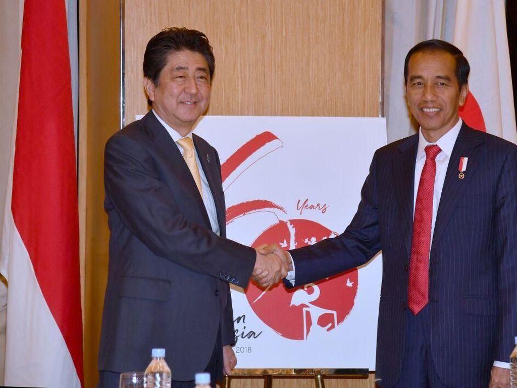RI-Jepang Terus Tingkatkan Kerja Sama di Berbagai Bidang