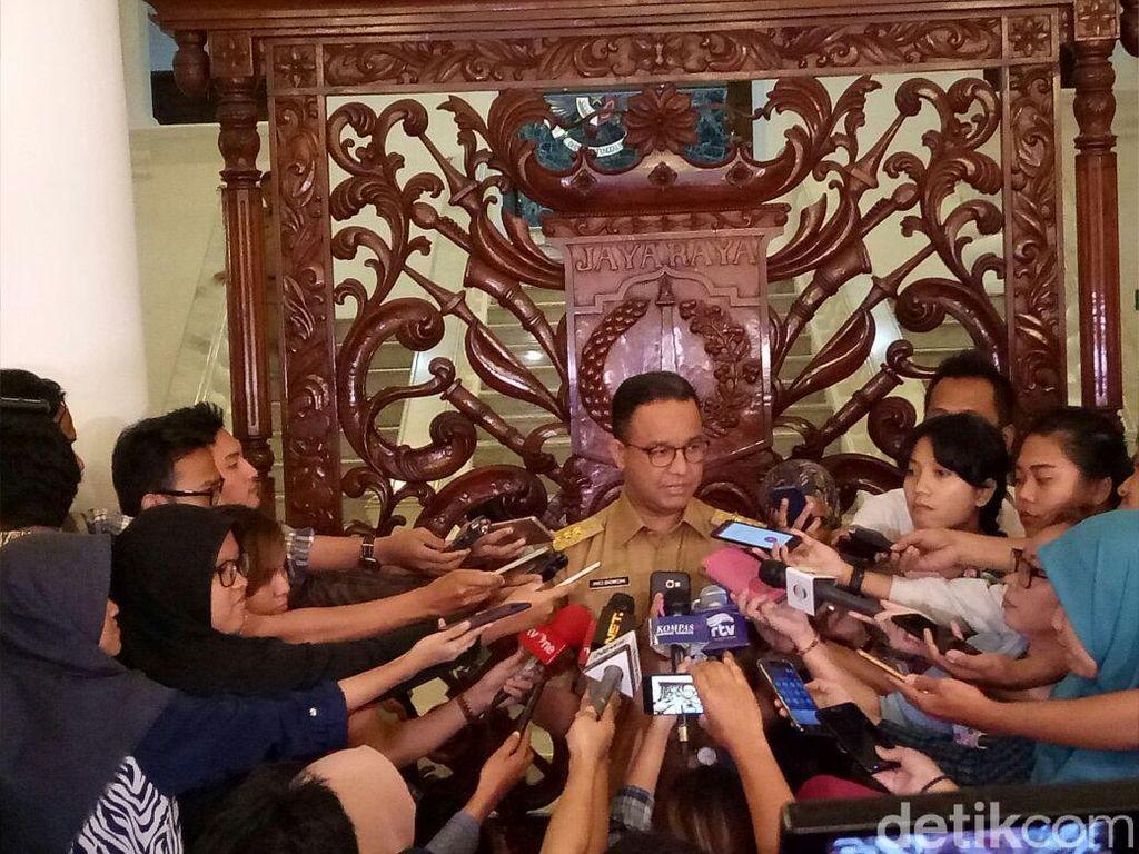 Anies Ingin Jakarta Jadi Contoh Pemerataan Pembangunan