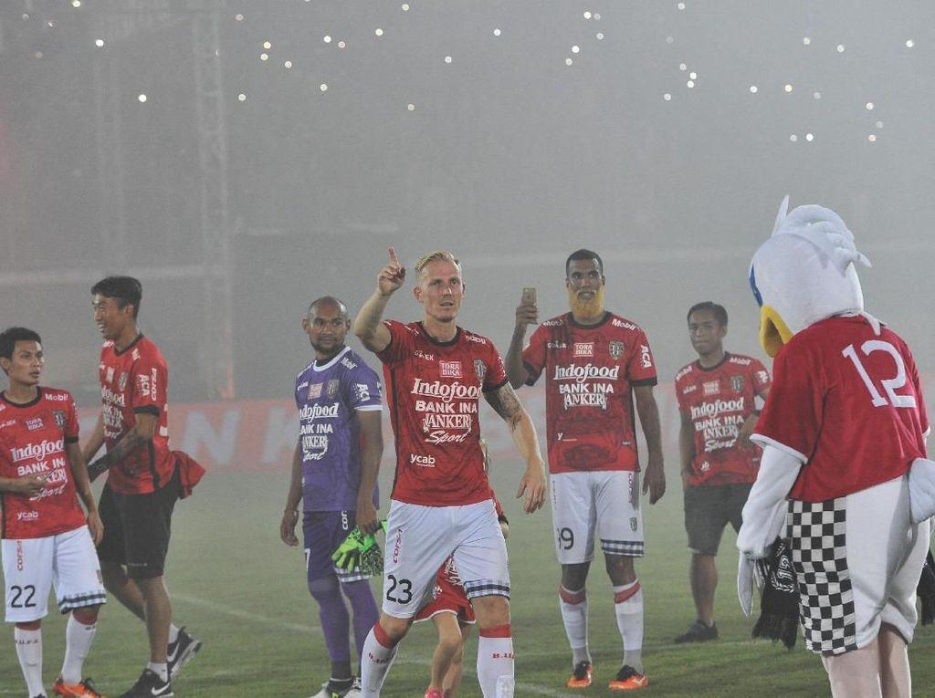 Bali United Tim Paling Produktif di Liga 1