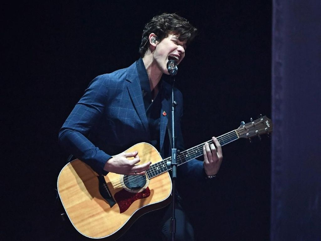 Menang MTV EMA 2017, Shawn Mendes Janjikan Kejutan