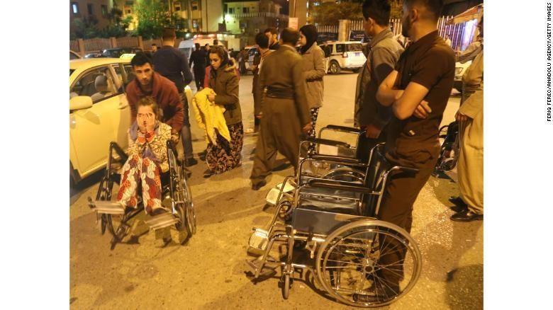 Gempa 7,3 SR Guncang Irak, 6 Orang Tewas
