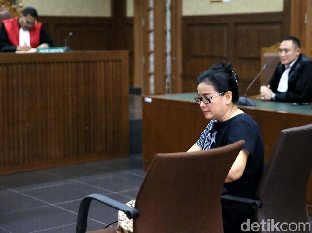 Hakim Nyatakan Miryam Haryani Terima Aliran Duit e-KTP