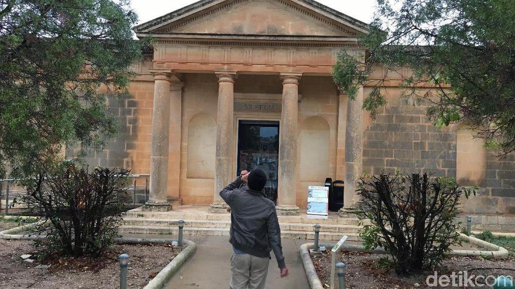Foto: Isi Rumah Bangsa Romawi yang Modern di Zamannya
