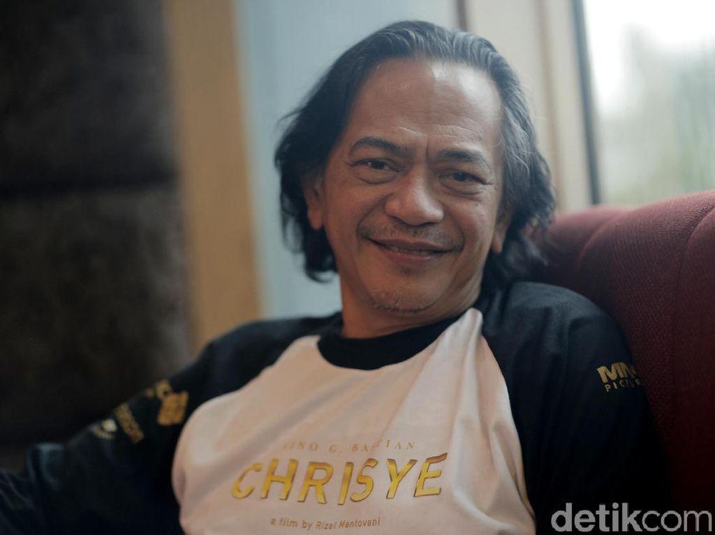 Perankan Ayah Chrisye, Ray Sahetapy Belajar dari Damayanti Noor