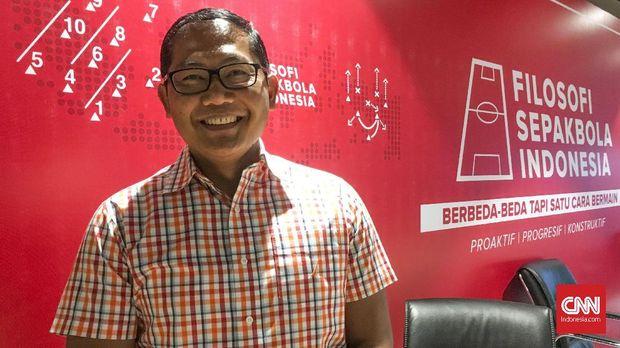 Sumardji, manajer tim Bhayangkara FC