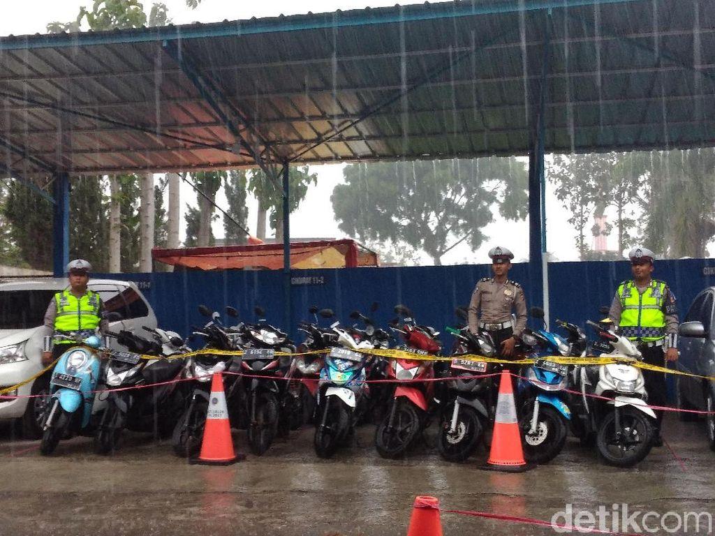 Polisi Tilang 129.674 Kendaraan di Jabar Selama Operasi Zebra