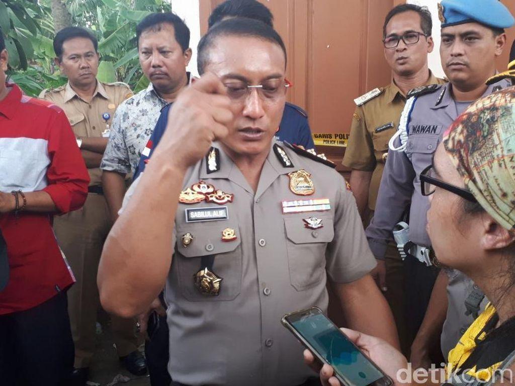 Polisi: Pembunuh Driver GrabCar di Tangerang Nyabu Sebelum Beraksi