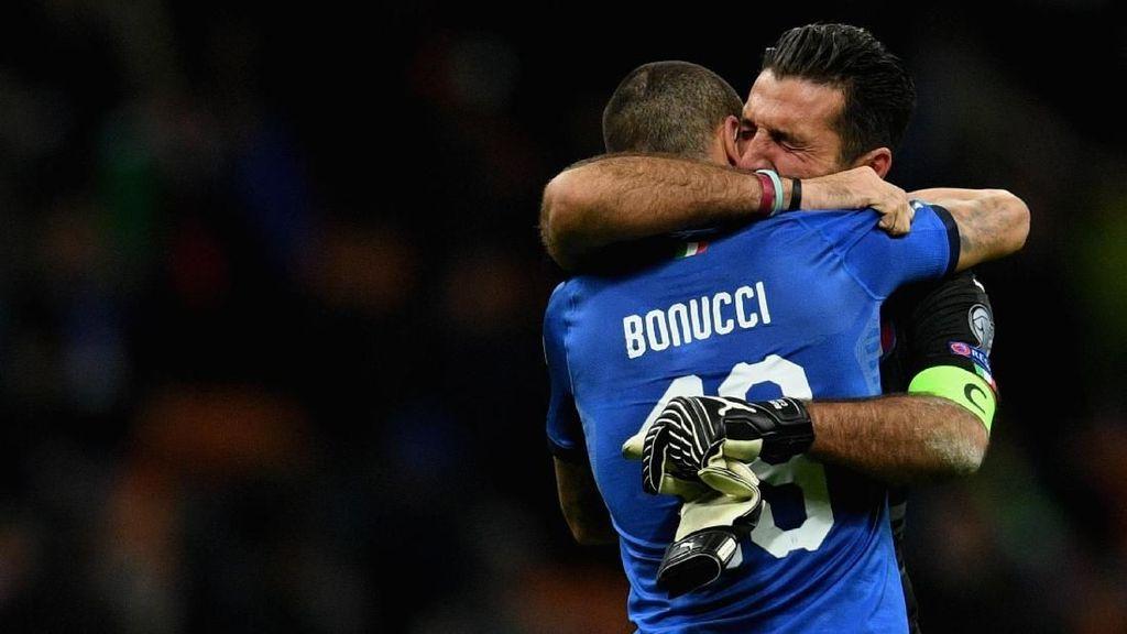 Buffon Hingga Aubameyang, Deretan Pemain Bintang yang Absen di Piala Dunia