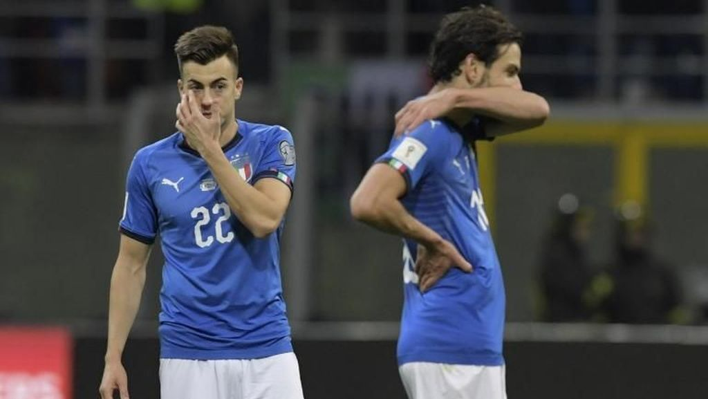 Cerita Italia Setelah Gagal ke Piala Dunia: Terlanjur Pesan Hotel di Rusia