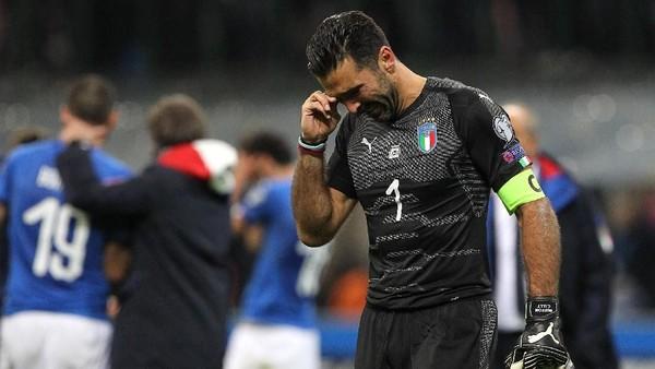 Akhir Tragis Gianluigi Buffon