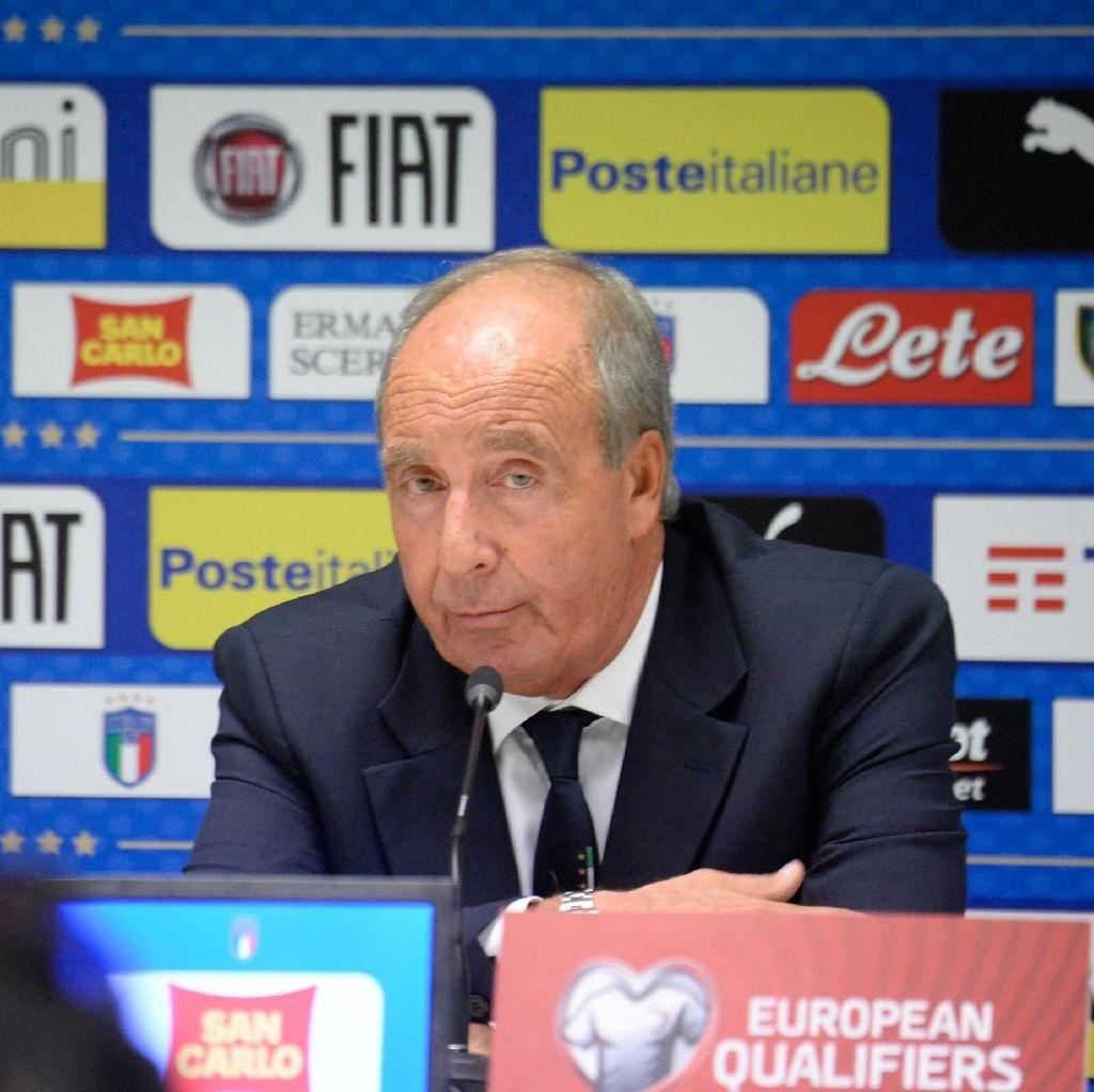 Ventura Dipecat dari Posisi Pelatih Timnas Italia