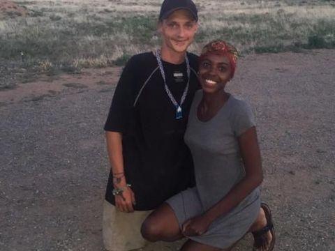 Nathan dan Chelsee bertemu lewat media sosial, Facebook (Foto: GoFund Me)