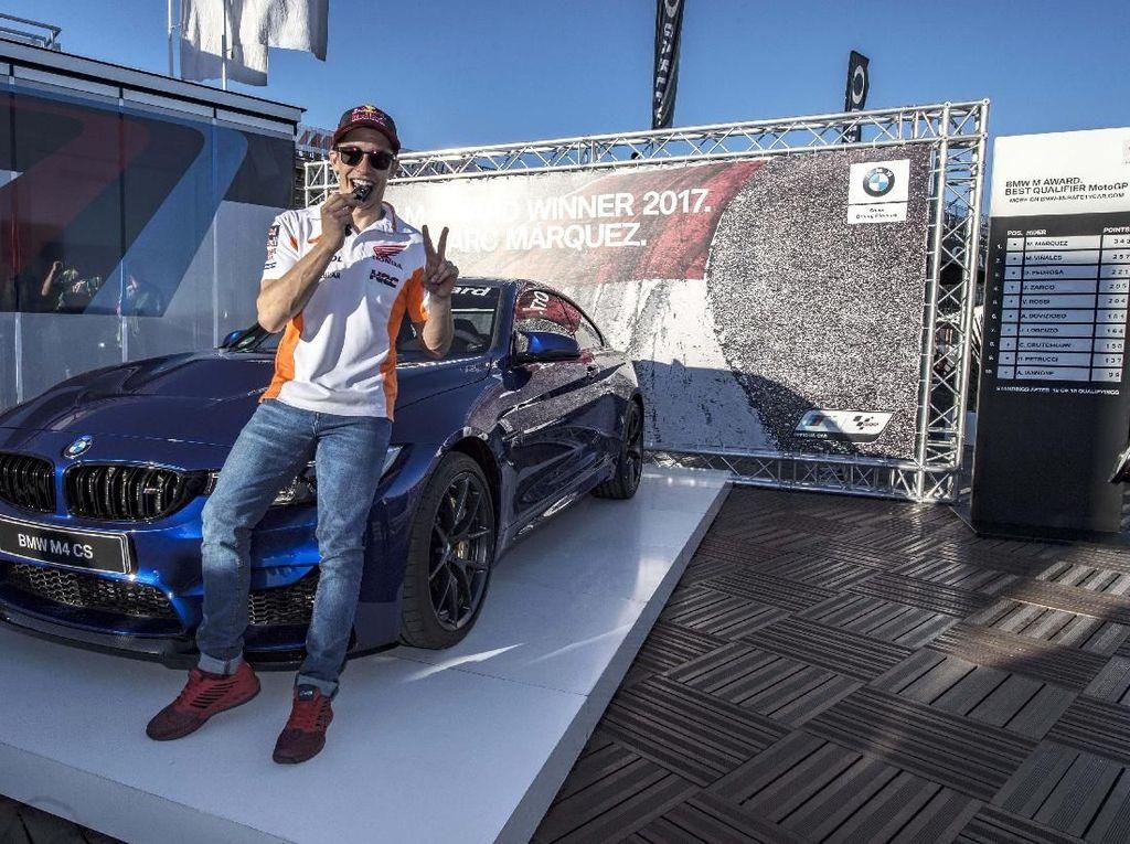 BMW Keren untuk Marquez