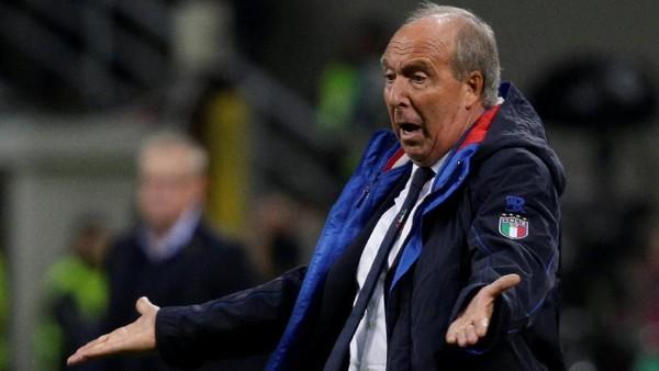 Italia Gagal ke Piala Dunia, Ventura Bantah Isu Mundur